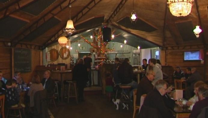 Kerstkroeg voor het goede doel in Herselt