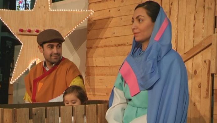 Kerstkinderviering in Mechelse Sint-Romboutskathedraal