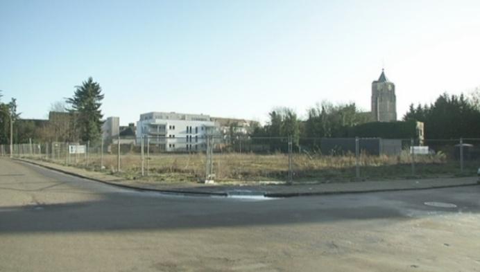 Nieuwe bouwaanvraag voor woonproject De Schans