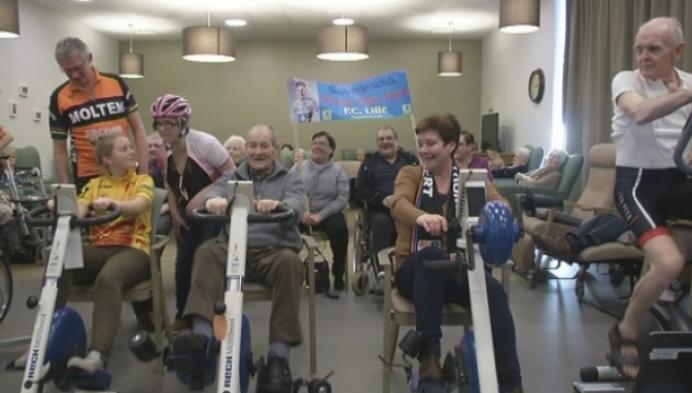 Senioren Lindelo rijden eigen BK in Lille