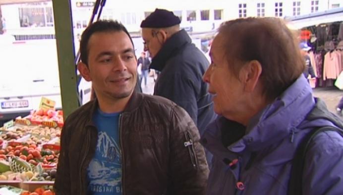 Inburgeringscoach op pad met Shamsodin uit Afghanistan