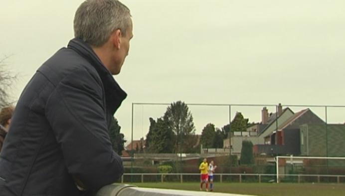 Ref Johan Verbist stopt met fluiten