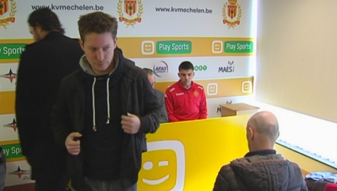 KV Mechelen klaar voor tweede deel van seizoen