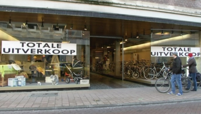 Originele L'Avenir fietsenwinkel gaat dicht