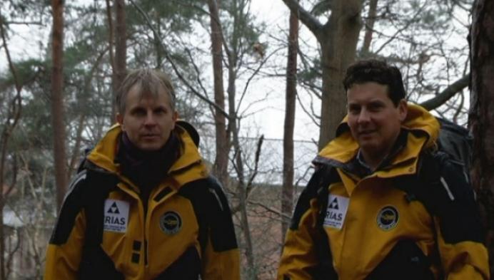 Twee Kempense ondernemers beklimmen vulkaan voor goede doel