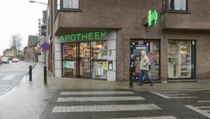 Apothekers schrikken overvallers af in Herenthout