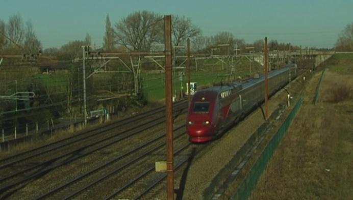 Problemen op spoor in Duffel na wateroverlast bijna voorbij