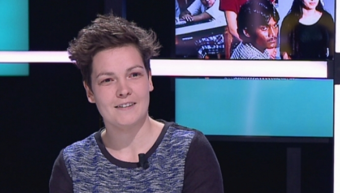 Journalist Sanne Bols over Damiaanactie