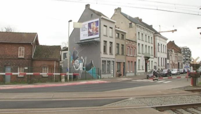 Graffitikunstenaars kleuren Lier centrum