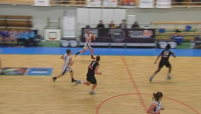 Katelijne klopt Willebroek in vrouwelijke basketthriller