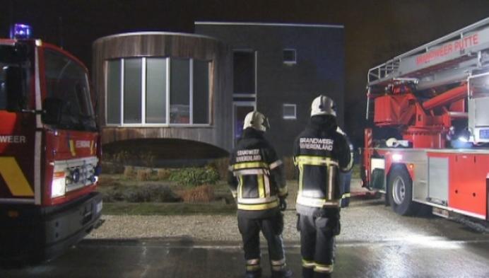 Huis onbewoonbaar in Puurs na brand