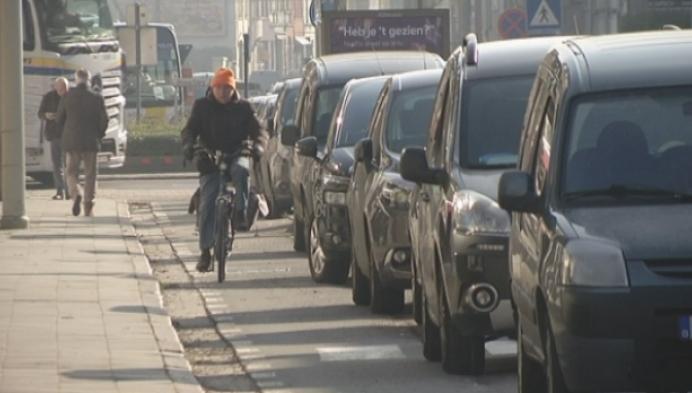 Nieuw fietspad voor Antwerpsesteenweg