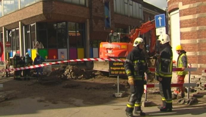 College in Herentals ontruimd door gaslek
