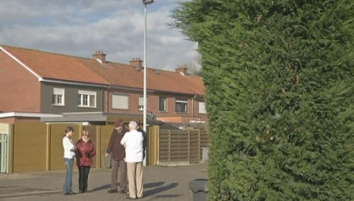 Buurtbewoners niet te spreken over nieuwe sociale woningen