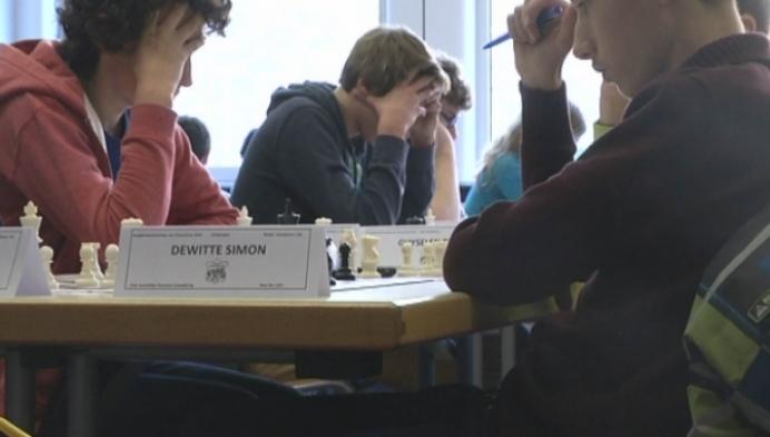 Mechels talent op jeugdkampioenschap schaken