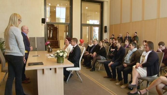 Koppel kiest 29 februari als trouwdatum