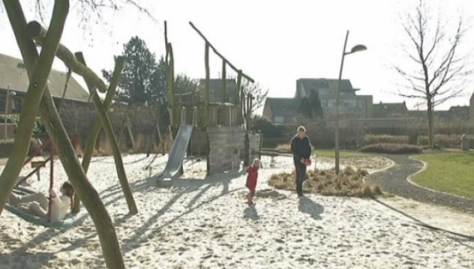 Speelplein De Waaiburg in Geel wordt vernieuwd