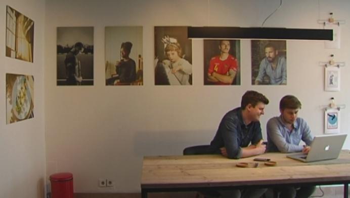 Bekende stadsfotografen openen tijdelijk kantoor in Mechelse binnenstad