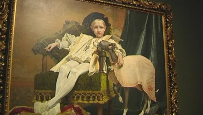 Schilderijen Jan Van Beers komen terug thuis in Lier