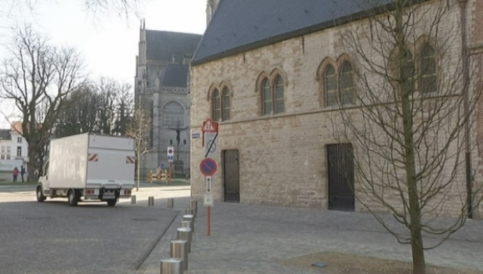 Heilige Geestkapel Mechelen is helemaal gerestaureerd