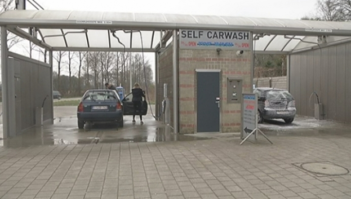 Carwash krijgt drie keer in week tijd zelfde dief over de vloer