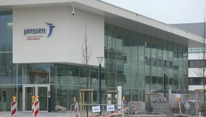 Nieuw onthaalgebouw voor Janssen Pharmaceutica