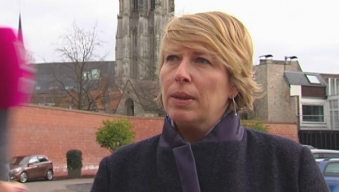 Caroline Gennez wil verduidelijking over terreurinformatie bij politie