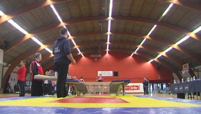 Vlaams Kampioenschap trampoline
