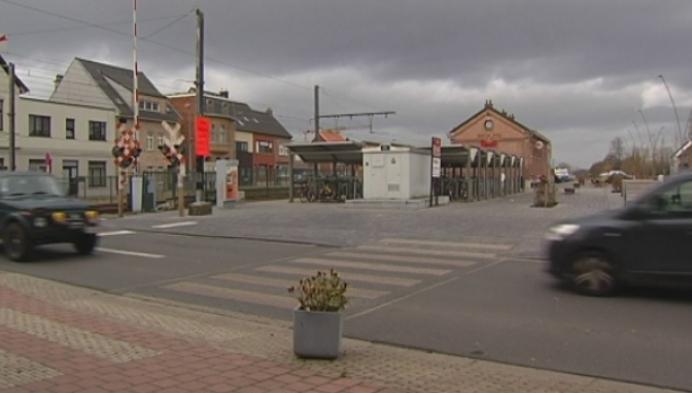 Spooroverweg Berlaar afgesloten voor werken