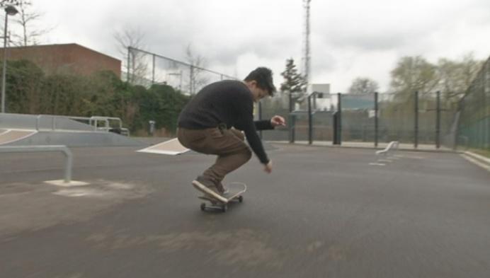 Nieuw skatepark voor Molse jeugd