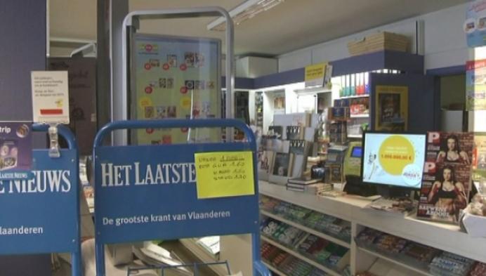 Listige dieven worden gepakt na diefstal in krantenwinkel Poederlee