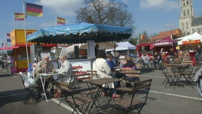 Fiesta Europa brengt het vakantiegevoel naar Lier