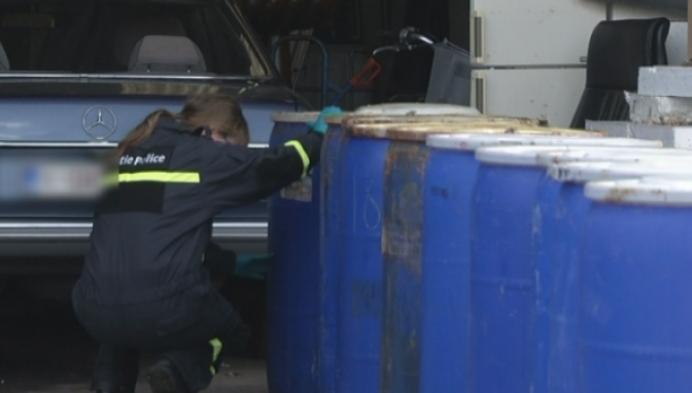 Drugslabo ontdekt in Oud-Turnhout