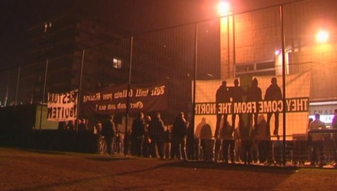 Voorzitter Racing Mechelen veroordeelt supportersgeweld