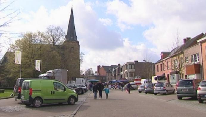 Handelaars dichter bij mekaar op wekelijkse markt in Westerlo