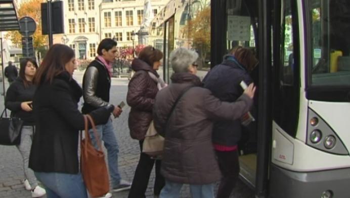 Mechelen wil elektrische bussen voor centrumpendel