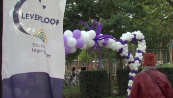 Levensloop tegen kanker voor eerste keer naar Turnhout