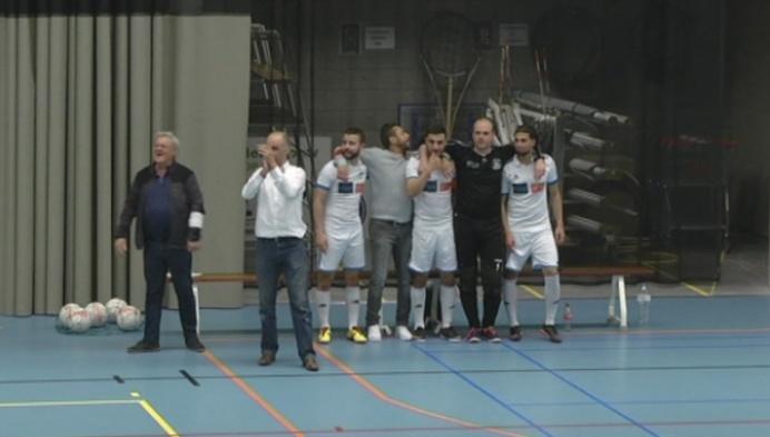 Salaam Mechelen weer kampioen in het futsal