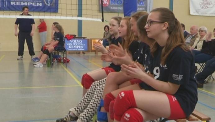 Volleybalclub Geel speelt laatste keer in sporthal Sint-Maria