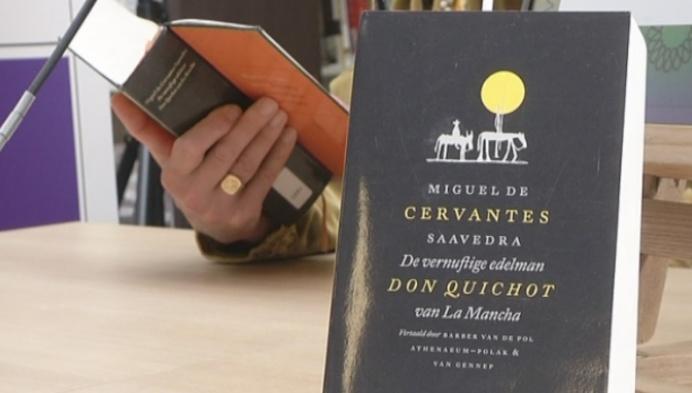 Een week lang genieten van Don Quichot