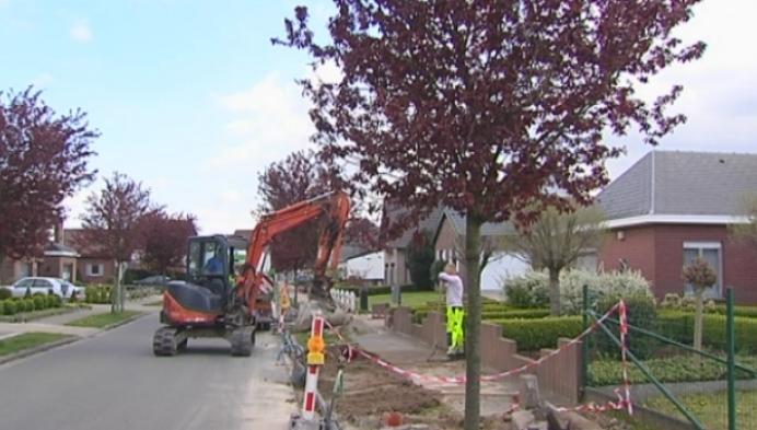 Rioleringswerken Sint-Amands lopen vertraging op