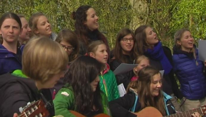 Nijlense jeugdbewegingen vieren Erfgoeddag in 't Hofke