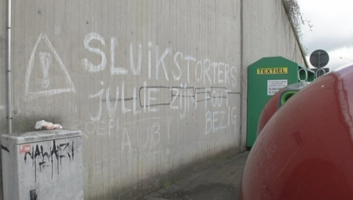 N-VA wil ondergrondse containers tegen sluikstort