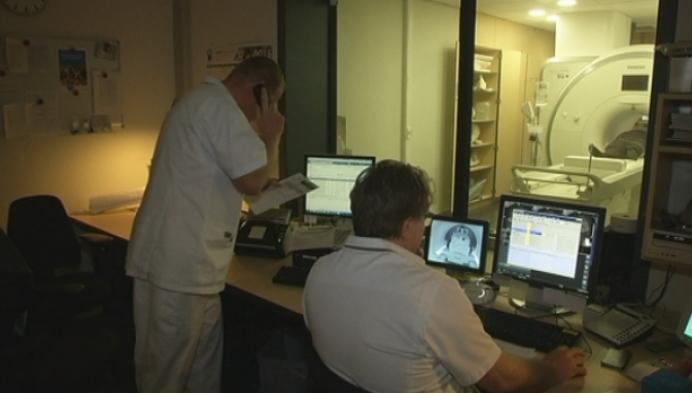 Lange wachttijden voor MRI-scan in Mechelen
