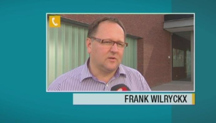 Frank Wilryckx uit het Federaal parlement