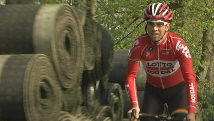 Sean De Bie klaar voor eerste grote ronde
