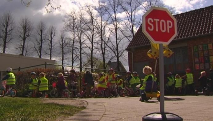Geel doet te weinig voor fietsers vindt de groene oppositie