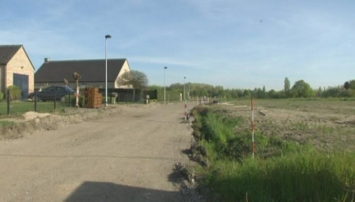 Linieweg in Hulshout raakt niet op tijd klaar