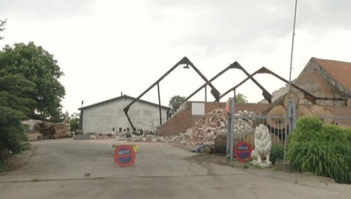 Asbestsanering hoeve kost Rijkevorsel 150.000 euro