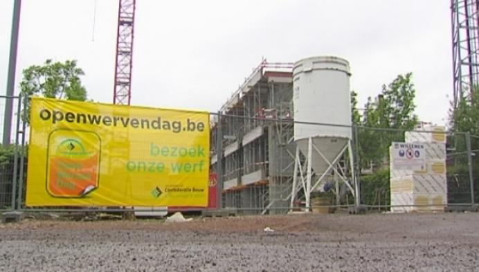 BV leidt u rond op open werf stadion KV Mechelen